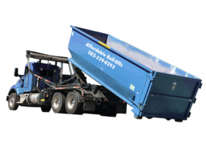Affordable Roll-Offs dumpster
