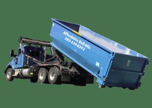 Affordable Roll-Offs dumpster