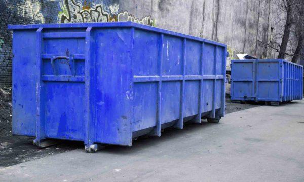 Roll-Off Dumpsters in Denver