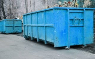 Residential Dumpster rental in Denver