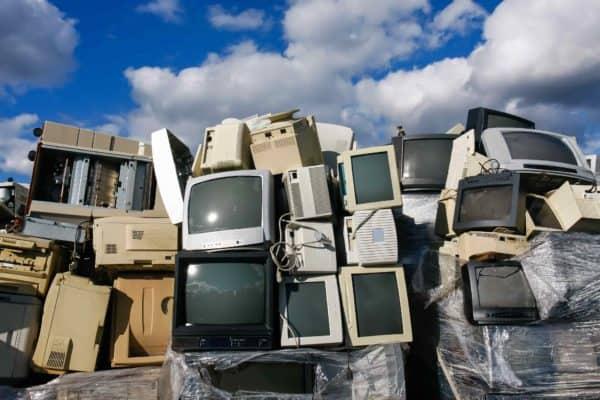 E-Waste Recycling Denver Computer Monitors