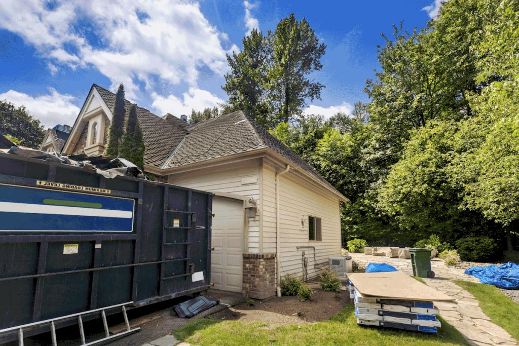 Roll-Off Dumpster Rental