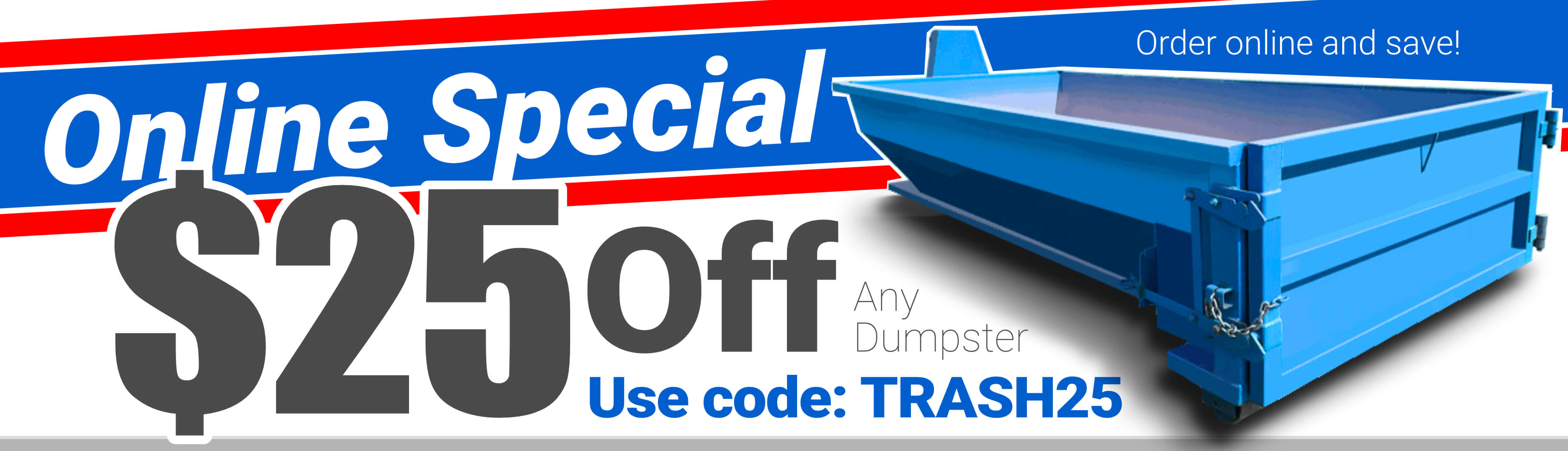 Dumpster Rental Denver Sizes and pricing