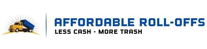 Affordable Roll-Offs | Dumpster Rental Denver | Flat-Rates & Free Delivery Logo