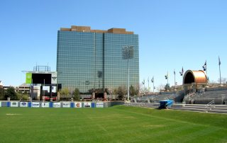Infinity park in glendale, colorado