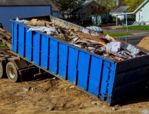 How A Dumpster Rental For A Remodel Project Can Save You Time & Frustration